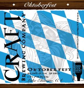 Oktoberfest German Marzen